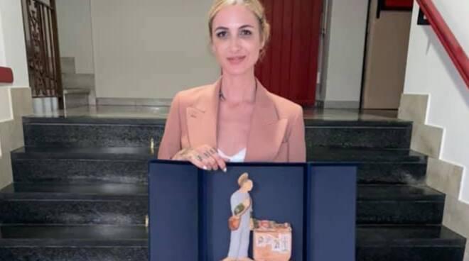 Ema Stochkolma vincitrice premio Bancarella
