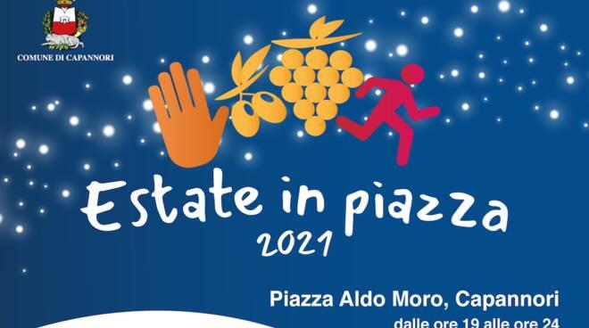 Estate in piazza Capannori