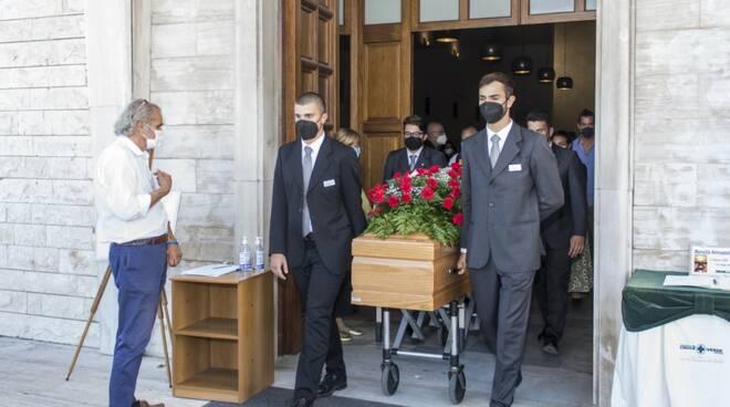 funerali Marcello Petrozziello