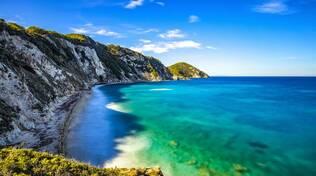 spiaggia sansone elba