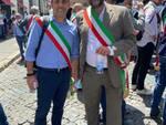 Giannini alla manifestazione Anci a Roma