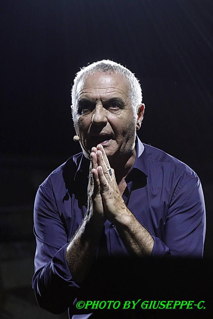 Giorgio Panariello recital a Capannori