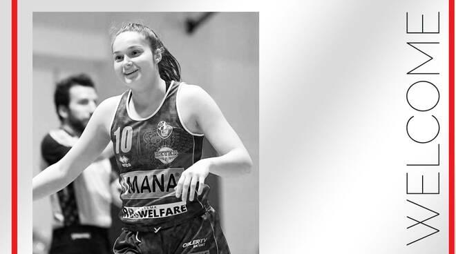 Giulia Natali Basket le mura