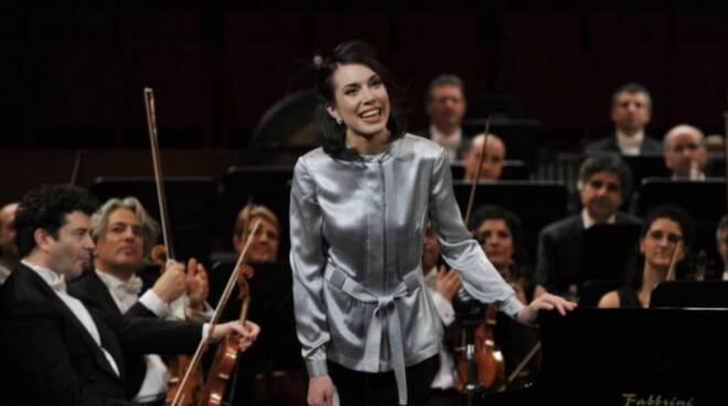 Gloria Campaner a Lucca