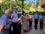 inaugurazione auto polizia municipale santa croce sull'arno