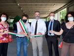 Inaugurazione centri raccolta Borgo e Barga