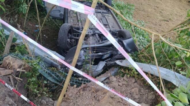 incidente in via di Matraia