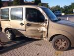 incidente sulla via Pesciatina a Borgo a Nuovo
