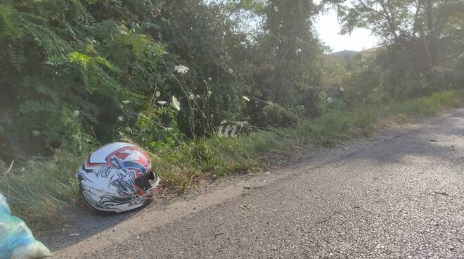 incidente via Gramsci 28 giugno 2021