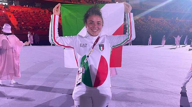 Jasmine Paolini olimpiadi tokyo