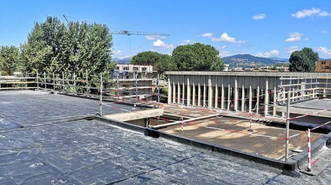 lavori edilizia scolastica asilo nido San Marco scuola primaria Don Milani Sant'Anna