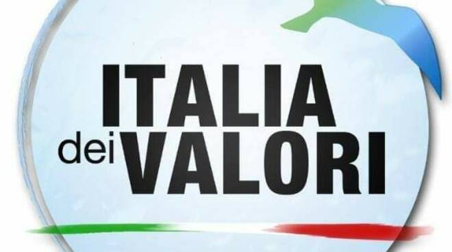 logo Italia dei Valori