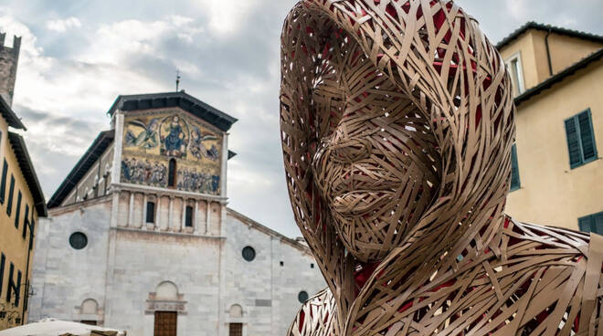 Lucca Biennale Cartasia 2021