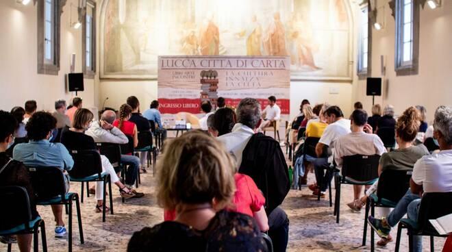 Lucca Città di Carta prima edizione