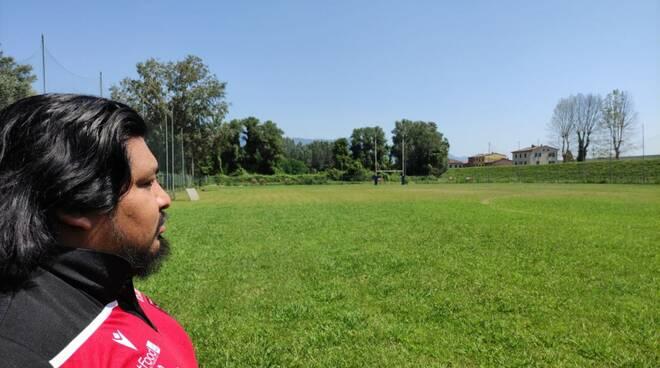 Matteo Fanucchi rugby lucca