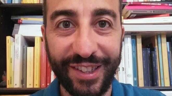 Matteo Francini scrittore Firenze