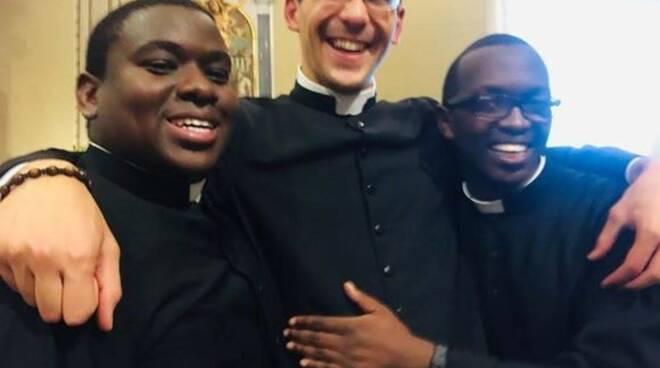 nuovi parroci lucca