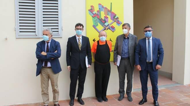 Pianeta città, inaugura la mostra alla Fondazione Ragghianti