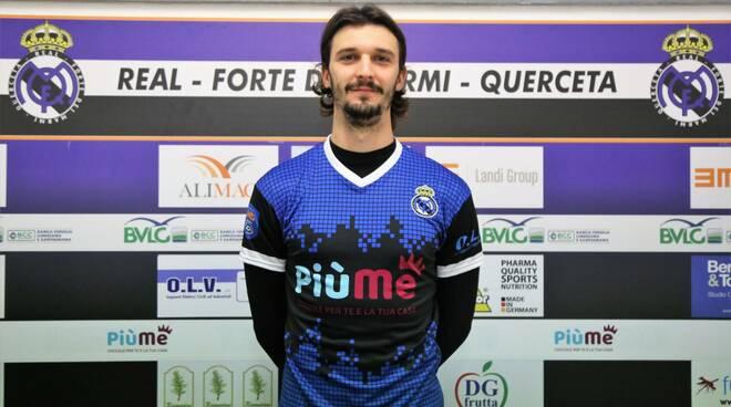 Pietro Pegollo Real Forte Querceta