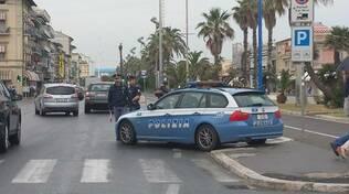 Polizia lungomare Viareggio foto di letizia tassinari
