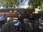 """Presentazione """"Impegno civico per Lucca"""" Celestino Marchini"""