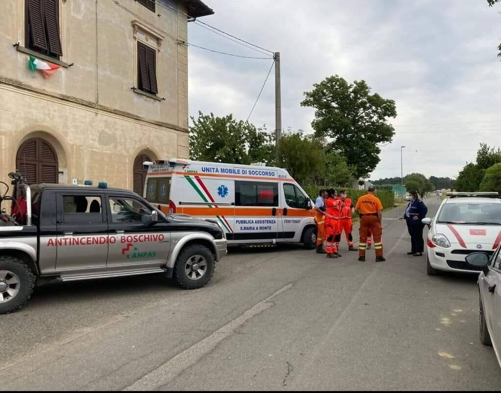 protezione civile Tavolaia