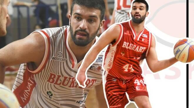 Renato Quartuccio Etrusca Basket