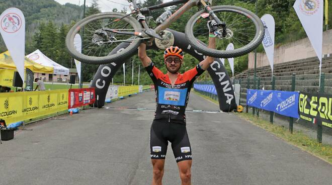 Riccardo Chiarini Lorenzo Guidi Mtb Trofeo del Ciocco e Valle del Serchio