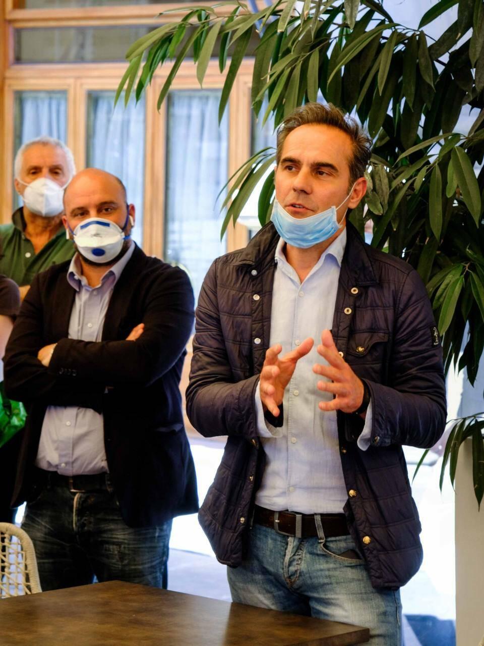 Riccardo Tarantoli vicepresidente Silb Confcommercio Toscana