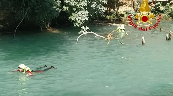 ricerche fiume elsa