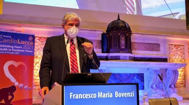 San Francesco Francesco Bovenzi Cardiolucca 2020