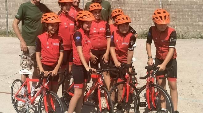 scuola ciclismo lucca