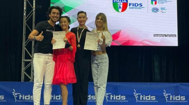 Solodanza ai campionati italiani di Rimini