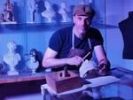Spettacolo museo figurine del gesso Coreglia