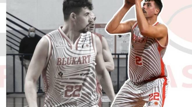 Stefano Capozio Etrusca Basket