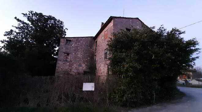 via di Badia Castelvecchio di Compito