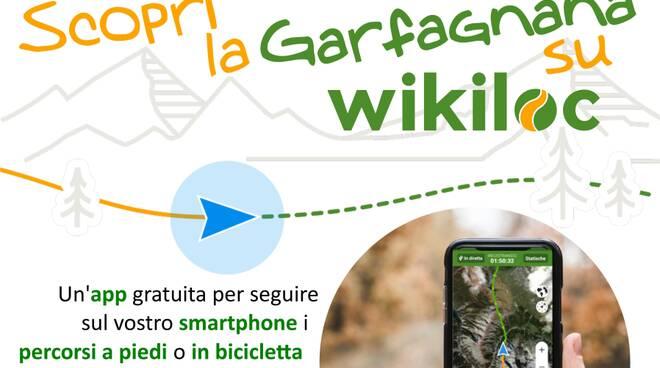 wikiloc Garfagnana