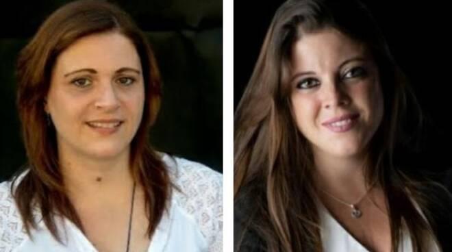 yamila Bertieri e Elisa Montemagni