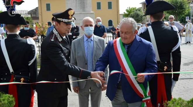 A Serravalle Pistoiese intitolato un giardino al generale Dalla Chiesa ucciso dalla mafia
