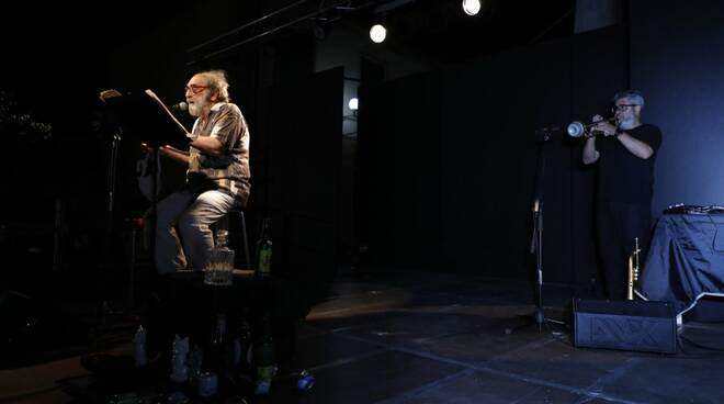 Alessandro Haber a Fornaci di Barga Festival delle Arti