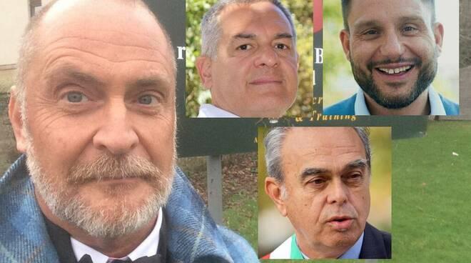 Andrea Colombini querela capigruppo di maggioranza