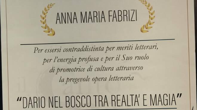 Anna Maria Fabrizi Il canto del mare