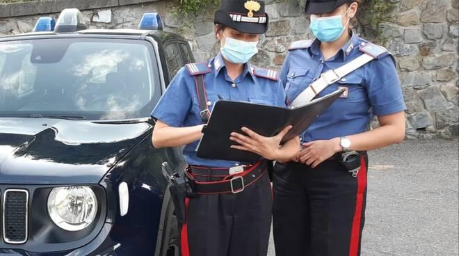 carabinieri villafranca in lunigiana