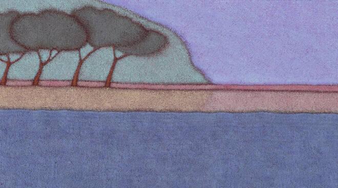 "\""Seven\"": rassegna di pittura alla Galleria Europa di Lido di Camaiore"