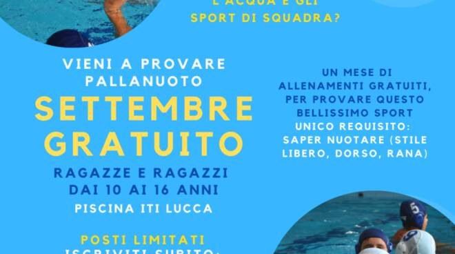Pallanuoto Lucca