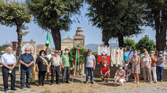 cerimonia ricordo Martiri Lunatesi
