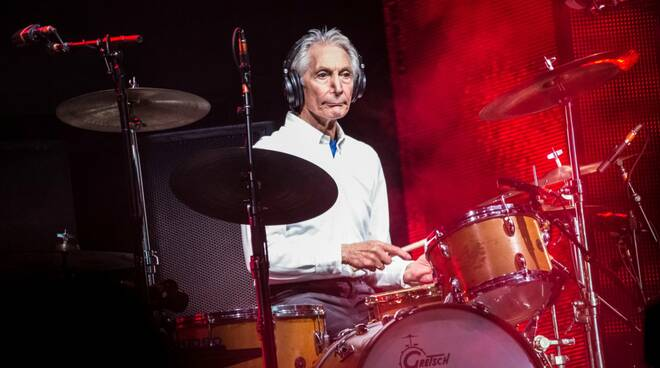 Charlie Watts concerto Lucca