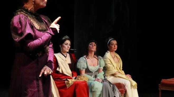 Erano tre sorelle Orlando Forioso Napoleone