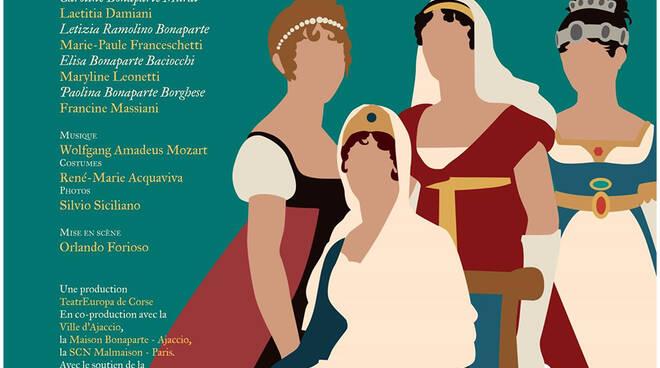 Erano tre sorelle spettacolo Napoleone