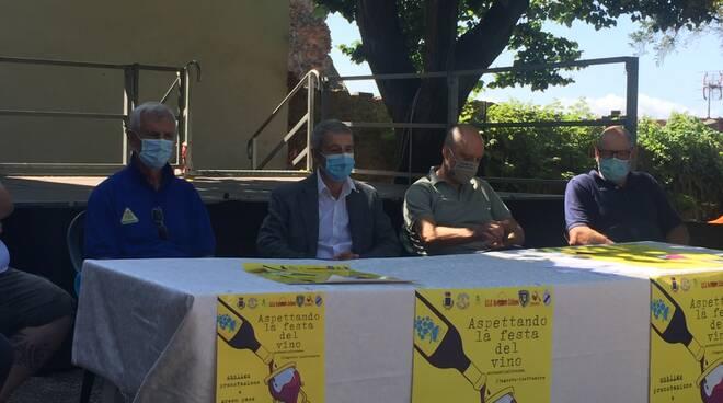 Festa del vino Montecarlo 2021